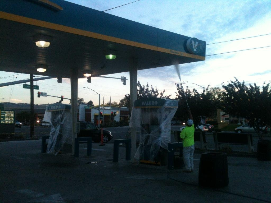 Gas Station Car Wash San Leandro
