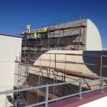 Commercial Painting - Hospital - Fairfield CA - Travis AFB