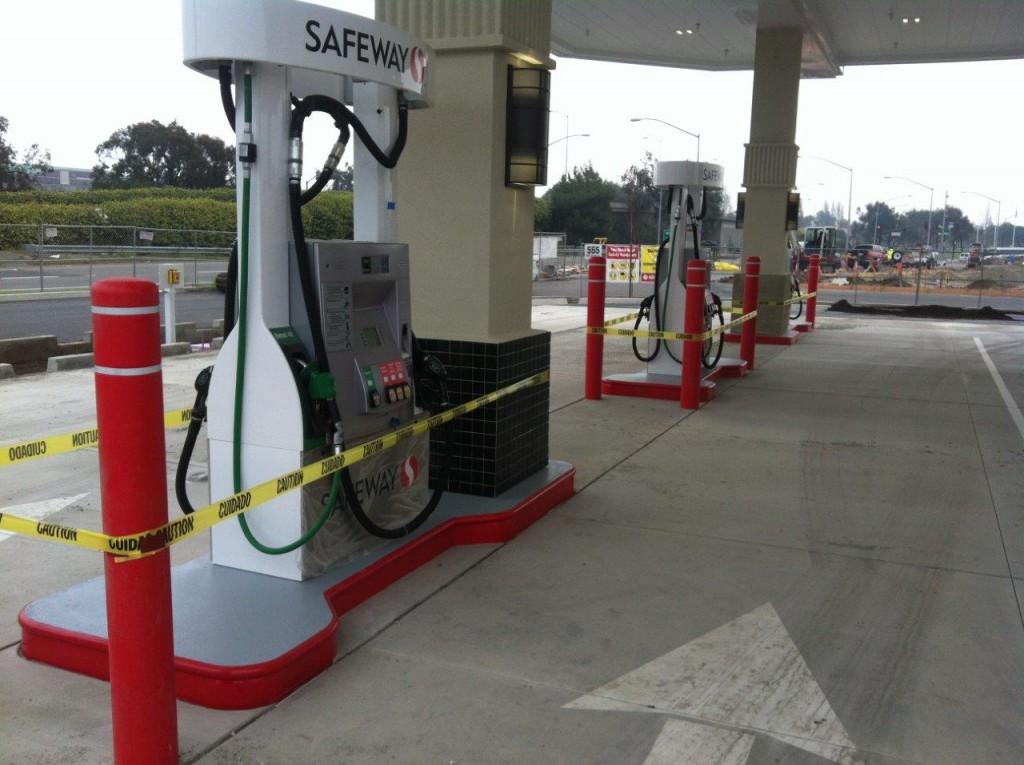 Safeway Gas Alameda Car Wash